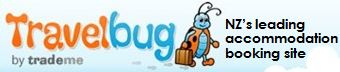 Travelbug - New Zealand's leading accommodation booking website
